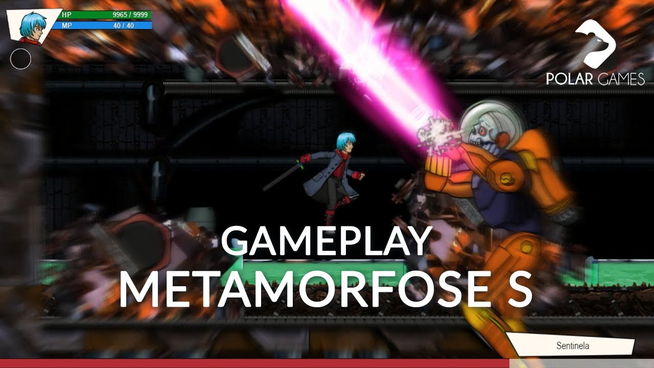 Gameplay Metamorfose S
